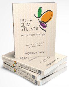 Puur Slim Stijlvol Paperback-Boek-omslag-NL