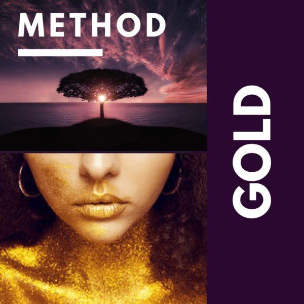 method gold pure smart stylish