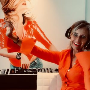 DJ Lady Orange