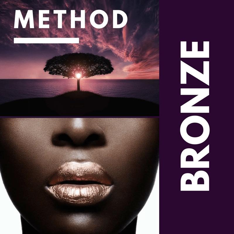 Pure Smart Stylish Method Bronze