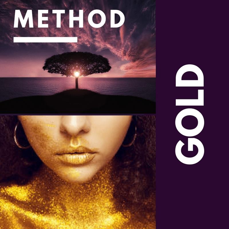 Pure Smart Stylish Method Gold