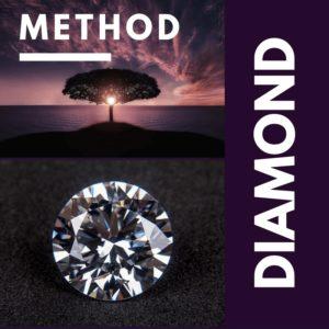 Pure Smart Stylish Method Diamond